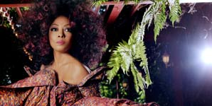 Diana Ross, I Love You, Audio & Video Stream