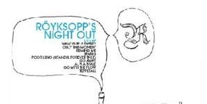 Royksopp Royksopp's Night Out Album