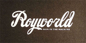 Royworld Man In The Machine Single