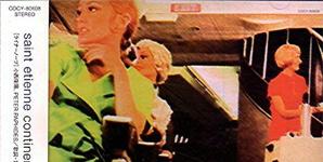 Saint Etienne Continental Album