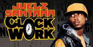 Juelz Santana, Clock Work, Audio Stream