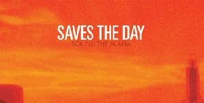 Saves The Day Sound The Alarm Album