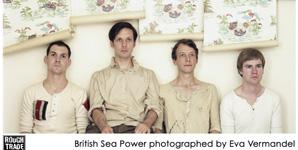 British Sea Power, No Lucifer