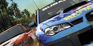 Sega Rally Review PS3