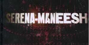 Serena-Maneesh Drain Cosmetics Single