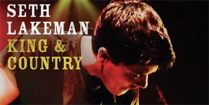 Seth Lakeman, King & Country, Video Stream