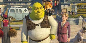 Shrek the Third, The full length trailer Trailer
