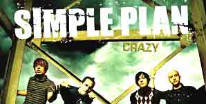 Simple Plan, Crazy, Video Stream