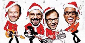 The Smithereens Christmas With The Smithereens Album