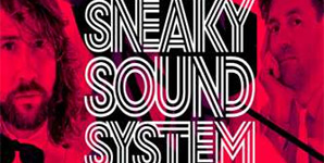 Sneaky Sound System I Love It Single