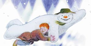 The Snowman, Walking In The Air, Trailer Video Stream