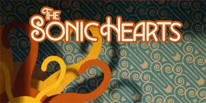 The Sonic Hearts Hold On Single