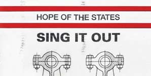 Hope Of The States Sing It Out Single