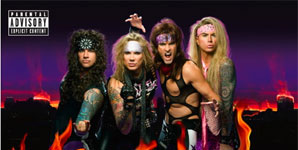Steel Panther Feel The Steel Album