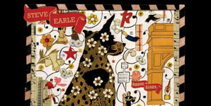 Steve Earle Washington Square Serenade Album