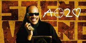 Stevie Wonder – Savoy hotel, London. 4/11/05