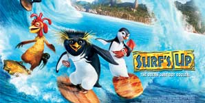 Surf's Up, full trailer, New Clip Trailer