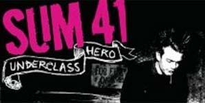 Sum 41 Underclass Hero Album