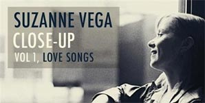 Suzanne Vega Close-Up. Vol. 1, Love Songs Album
