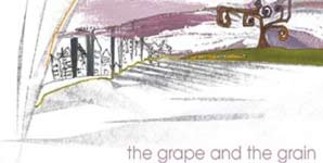Leo Abrahams The Grape and The Grain Album