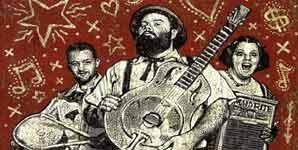 The Reverend Peytons Big Damn Band The Whole Famn Damily Album