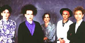 The Cure, Album Listening Party, Audio Streams