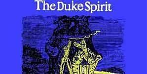 The Duke Spirit Cuts Across the Land Single