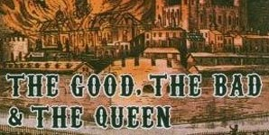 The Good The Bad and the Queen The Bad and the Queen Album