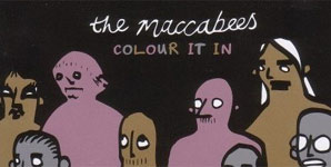 The Maccabees Colour It In Album
