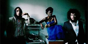 The Noisettes, Sister Rosetta, Video Stream