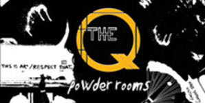 The Q Powder Rooms Single