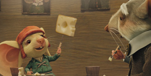 The Tale of Despereaux, Trailer