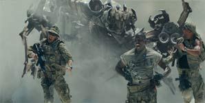 Transformers, New Trailer Trailer