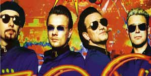U2, Zoo Station, Video Stream