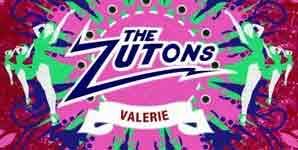 The Zutons Valerie Single