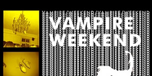 Vampire Weekend Cape Cod Kwassa Kwassa Single