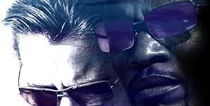 Miami Vice, Farrell and Foxx on the streets, New Trailer Stream Trailer