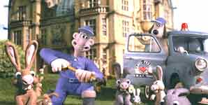 Wallace and Gromit - Watch 8 clips from the film