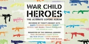 War Child Heroes Album