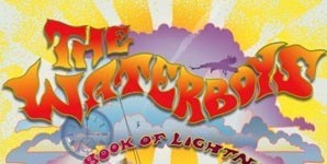 The Waterboys Book Of Lightning Album