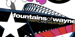 Fountains Of Wayne Traffic and Weather Album