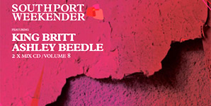 Southport Weekender Volume 8 feat. King Britt & Ashley Beedle Album