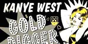 Kanye West Gold Digger Single