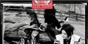 White Stripes Icky Thump Album
