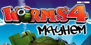 Worms Mayhem PS2 Review