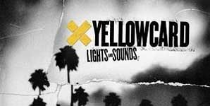 Yellowcard Lights and Sounds Album