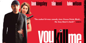 You Kill Me, Trailer Trailer