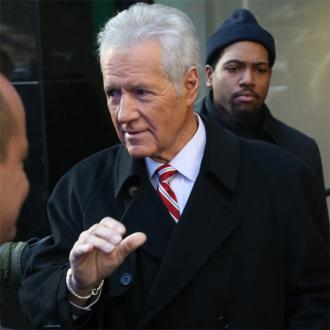 Alex Trebek: Jeopardy hosting is 'just another day at the office'
