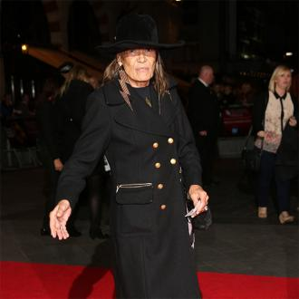 Keith Richards And Kate Moss Attend Anita Pallenberg's Funeral