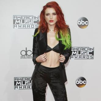 Bella Thorne receives support from showbiz pals after posting nude photos